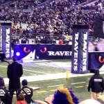 Raven's Pittsburg game Thanksgiving 2013