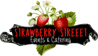 Strawberry Street Events | Food Concessions | Music Festivals | Sporting Events Logo